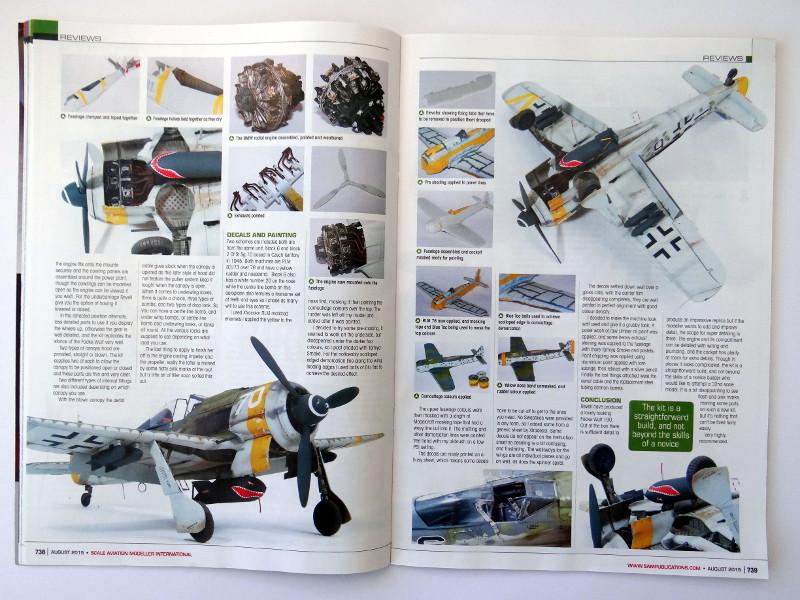 41 Lesestoff von den britischen Inseln – SAMI (Scale Aviation Modeller International)
