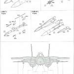 "45-150x150 ""Danger Zone"" F-14A Eduard 1:48"