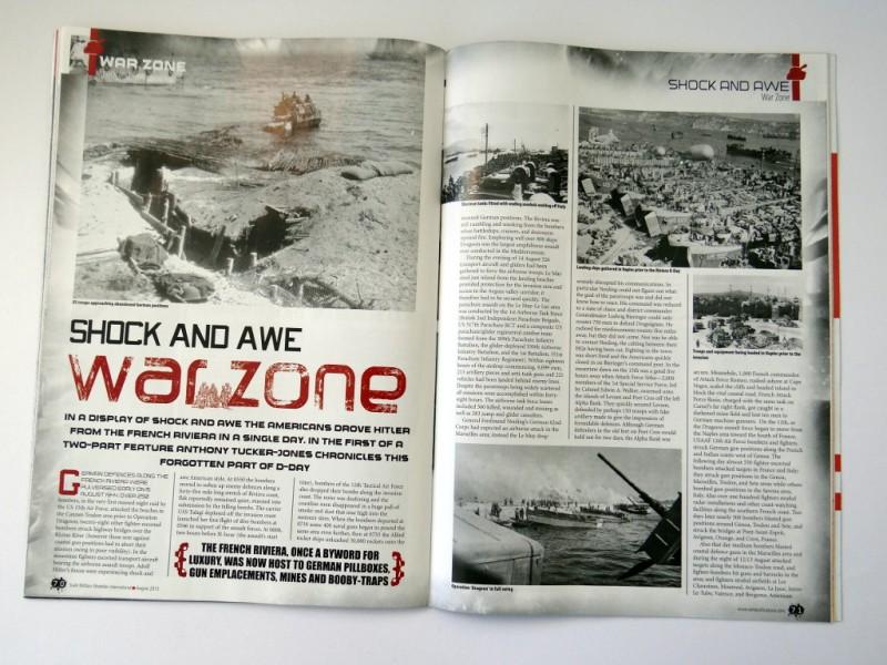 6 Lesestoff von den britischen Inseln – SMMI (Scale Military Modeller International)
