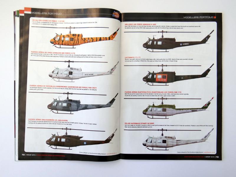 71 Lesestoff von den britischen Inseln – SAMI (Scale Aviation Modeller International)