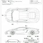 Aoshima-Lamborghini-Aventador-3-150x150 Lamborghini Aventador von Aoshima 1:24