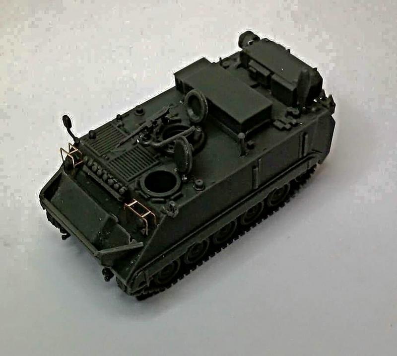 Arsenal-M-M-113-Adler 1:87 Militärneuheiten im Juli/August 2014