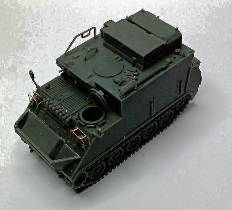 ArsenalM-M113-G3-Adler 1:87 Militärneuheiten im Juli/August 2014