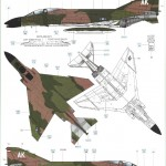 "E1-150x150 ""Good Evening Da Nang"" F-4C Phantom Eduard 1:48"