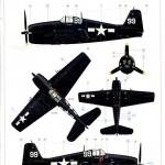 Eduard-8224-F6F-5-Hellcat-12-150x150 F6F-5 Hellcat late version von Eduard (ProfiPack # 8224)