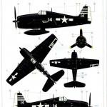 Eduard-8224-F6F-5-Hellcat-13-150x150 F6F-5 Hellcat late version von Eduard (ProfiPack # 8224)