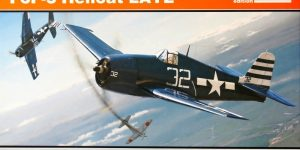 F6F-5 Hellcat late version von Eduard (ProfiPack # 8224)