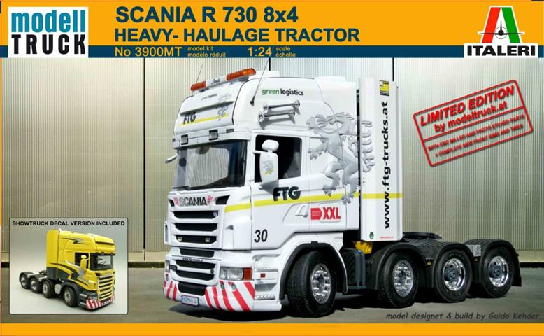 Scania R 730 Heavy Haulage  (15)