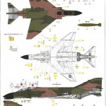 "Stencils-1-150x150 ""Good Evening Da Nang"" F-4C Phantom Eduard 1:48"