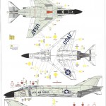 "Stencils-2-150x150 ""Good Evening Da Nang"" F-4C Phantom Eduard 1:48"