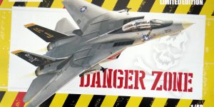 """Danger Zone"" F-14A Eduard 1:48"
