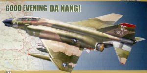 """""""Good Evening Da Nang"""" F-4C Phantom Eduard 1:48"""