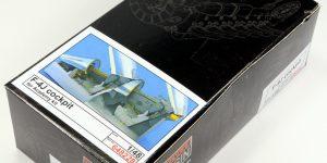 Das Beste vom Besten : F-4J Cockpit von Eduard in 1:48