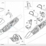 341-150x150 Das Beste vom Besten : F-4J Cockpit von Eduard in 1:48