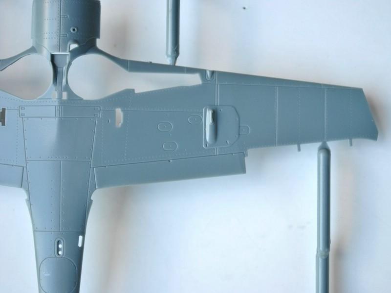 Eduard-70111-FW-190-A-8-3 FW 190 A-8 im Maßstab 1:72 von Eduard