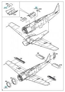 Eduard-70111-FW-190-A-8-32-211x300 Eduard 70111 FW 190 A-8 (32)