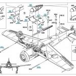 Eduard-70111-FW-190-A-8-34-150x150 FW 190 A-8 im Maßstab 1:72 von Eduard