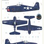 Eduard-7077-F-6F5-Hellcat-1zu72-16-150x150 F6F-5 Hellcat von Eduard im Maßstab 1:72