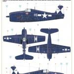 Eduard-7077-F-6F5-Hellcat-1zu72-17-150x150 F6F-5 Hellcat von Eduard im Maßstab 1:72