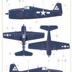 Eduard-7077-F-6F5-Hellcat-1zu72-18-150x150 F6F-5 Hellcat von Eduard im Maßstab 1:72