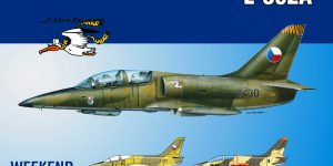 4. November 1968: Erstflug der Aero L-39 Albatros (Eduard WEEKEND 1:72)