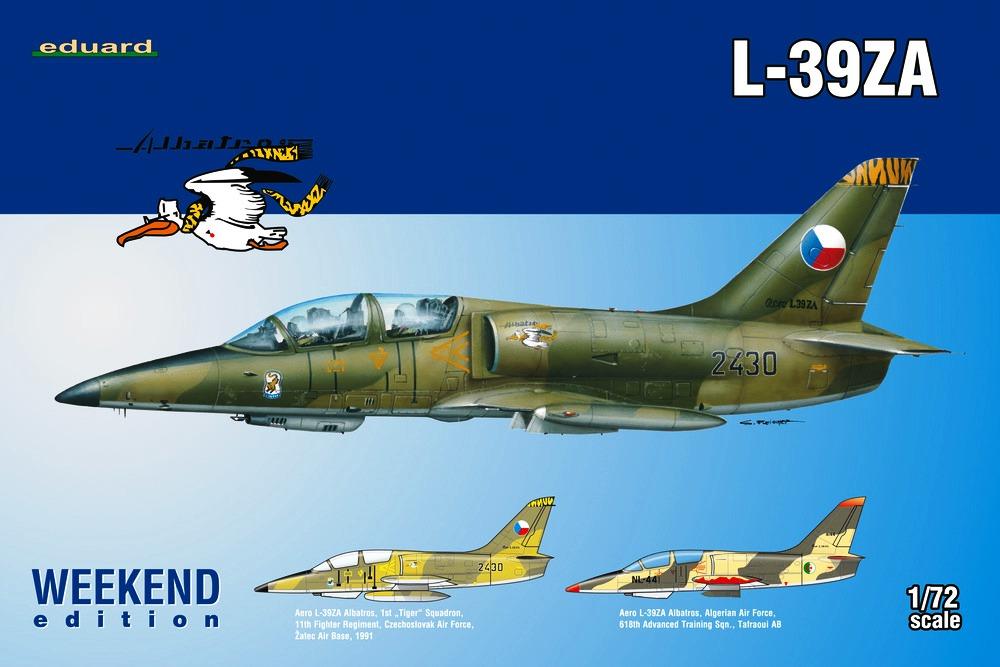 Eduard-7427-Aero-L-39-Alabatros 4. November 1968: Erstflug der Aero L-39 Albatros (Eduard WEEKEND 1:72)