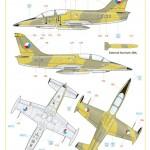 Eduard-7427-Aero-L-39-Albatros-Anleitung-5-150x150 4. November 1968: Erstflug der Aero L-39 Albatros (Eduard WEEKEND 1:72)