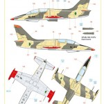 Eduard-7427-Aero-L-39-Albatros-Anleitung-6-150x150 4. November 1968: Erstflug der Aero L-39 Albatros (Eduard WEEKEND 1:72)