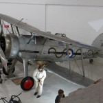 Gloster-Gladiator-150x150 Museums reviewed : RAF Museum Hendon/London