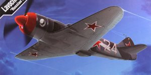 Lavochkin La-7 – Academy 1/48 #12304