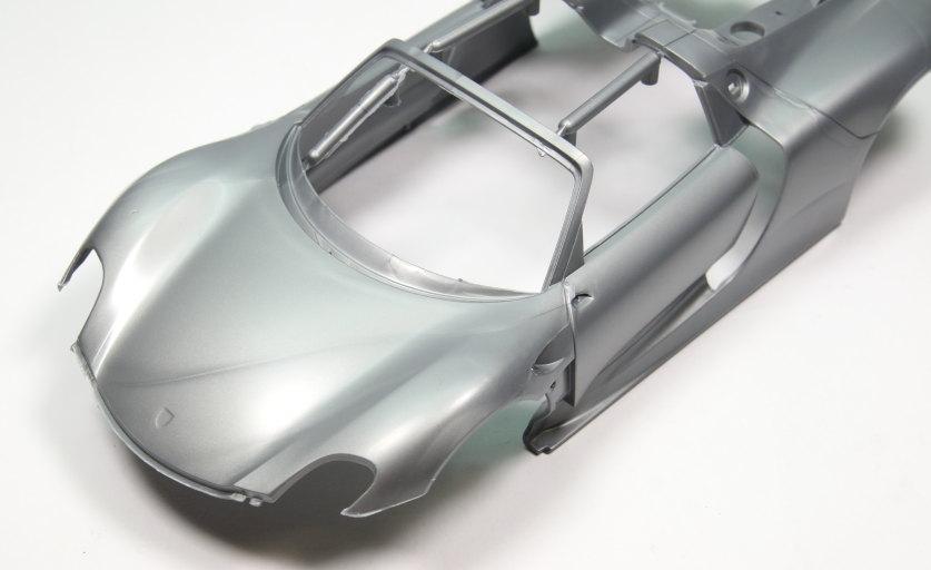 Porsche_918_11 Porsche 918 Spyder - Revell 1/24 - #07026
