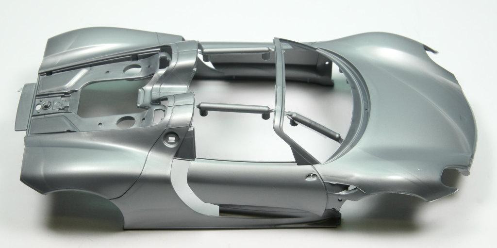 Porsche_918_13 Porsche 918 Spyder - Revell 1/24 - #07026
