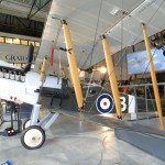Royal-Aircraft-Factory-R.E.8-Replica-150x150 Museums reviewed : RAF Museum Hendon/London