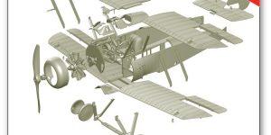 Wing Nut Wings – neue 1:32er Bausätze und Bücher