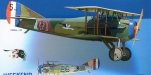 Spad XIII – Eduard 1/48 Weekend Edition – #8425