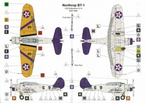 VALOM-72016-Northrop-BT-1-7-300x212 VALOM 72016 Northrop BT-1 (7)