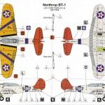 VALOM-72016-Northrop-BT-1-8-150x150 Northrop BT-1 (Valom 1:72)