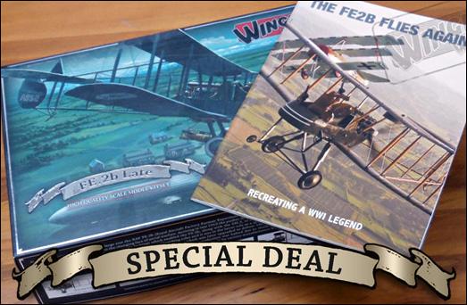 WingNutWings-FE-2b-late-special-deal Wing Nut Wings - neue 1:32er Bausätze und Bücher