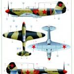 Yak-1b_31-150x150 Yak-1b - 1/48 von Eduard - Limited Edition #1194