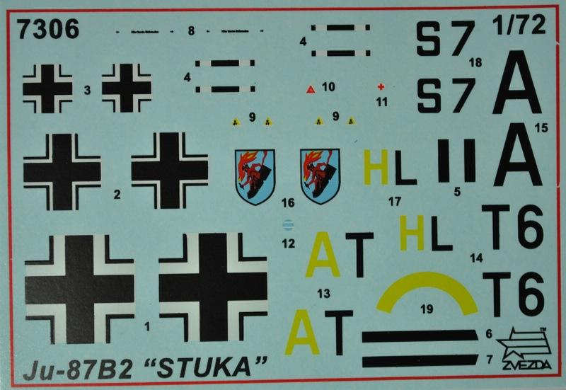 "Zvezda-Ju-87-Stuka-19 Die Junkers Ju 87 ""Stuka"" von Zvezda - anfängertauglich!"