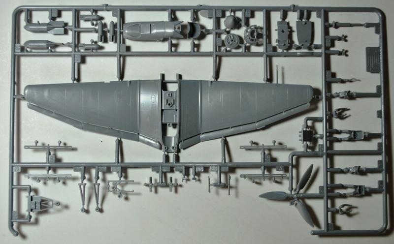 "Zvezda-Ju-87-Stuka-31 Die Junkers Ju 87 ""Stuka"" von Zvezda - anfängertauglich!"