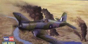 Britischer Korsar der Lüfte – Vought Corsair MK.2 1:48 Hobby Boss 80395