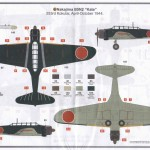 "Airfix-Nakajima-B5N-Kate-Colour-options-1-150x150 Nakajima B5N2 ""Kate"" von Airfix (1:72)"