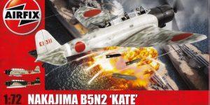 "Nakajima B5N2 ""Kate"" von Airfix (1:72)"