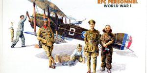 Eduard – RFC Personnel – 1/48 — #8505