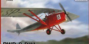polnischer Trainer RWD-8 DWL von IBG im Maßstab 1:72
