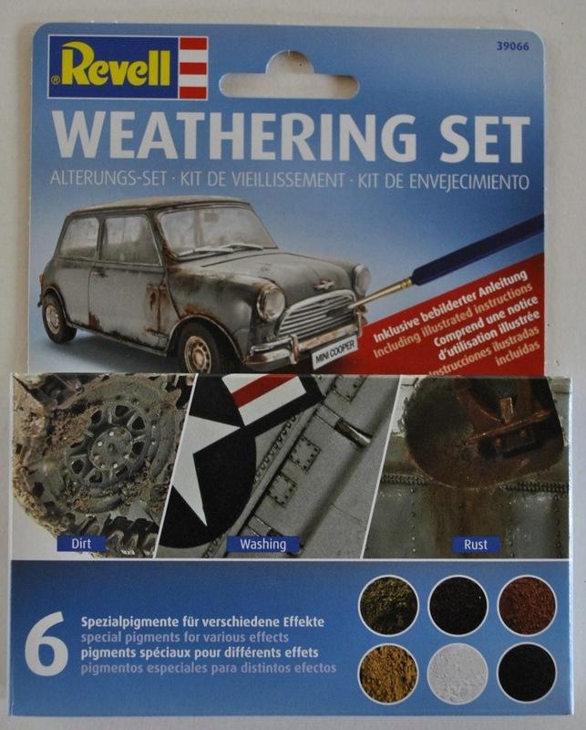 Revell-Weathering-set-1 Revell Weathering Set