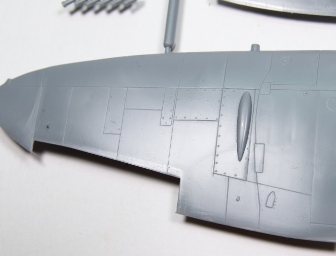 Review_Revell_Seafire_06 Revell Supermarine Seafire Mk. XV - 1/48 - #04835