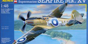 Revell Supermarine Seafire Mk. XV – 1/48 – #04835