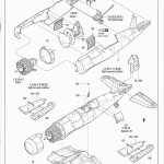 e-150x150 Britischer Korsar der Lüfte - Vought Corsair MK.2 1:48 Hobby Boss 80395
